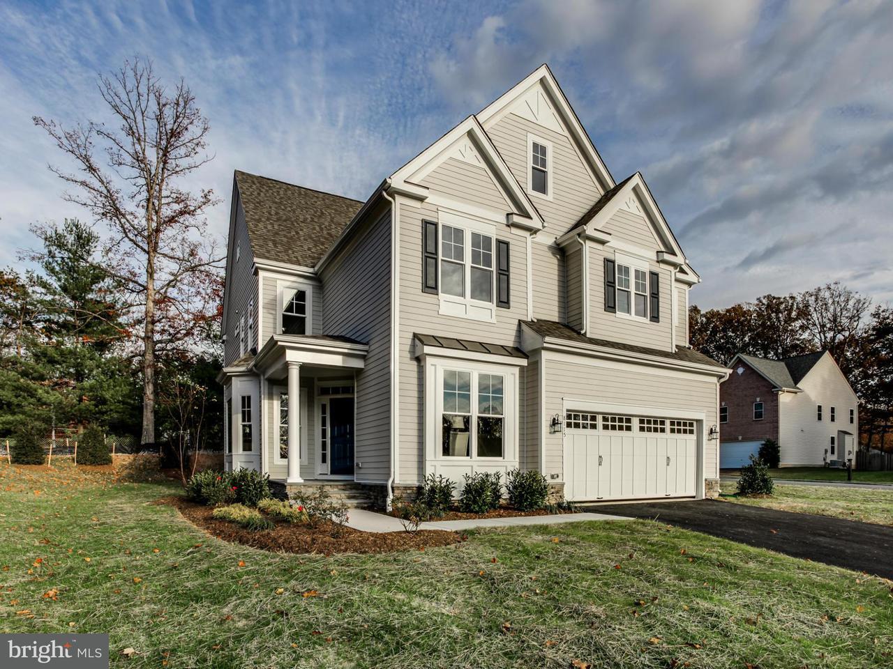 Eensgezinswoning voor Verkoop een t 8115 Asher Andrew Court 8115 Asher Andrew Court Springfield, Virginia 22153 Verenigde Staten