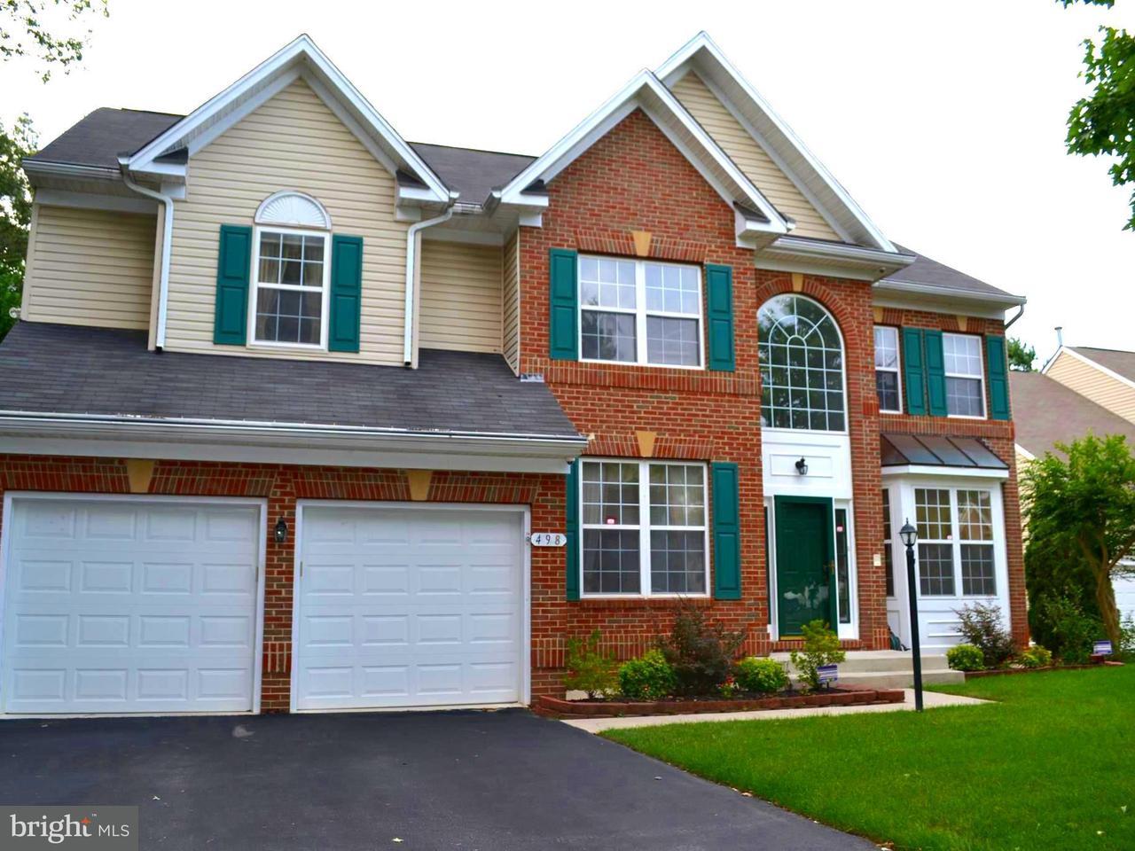Single Family Home for Sale at 498 Mcbride Lane 498 Mcbride Lane Severna Park, Maryland 21146 United States