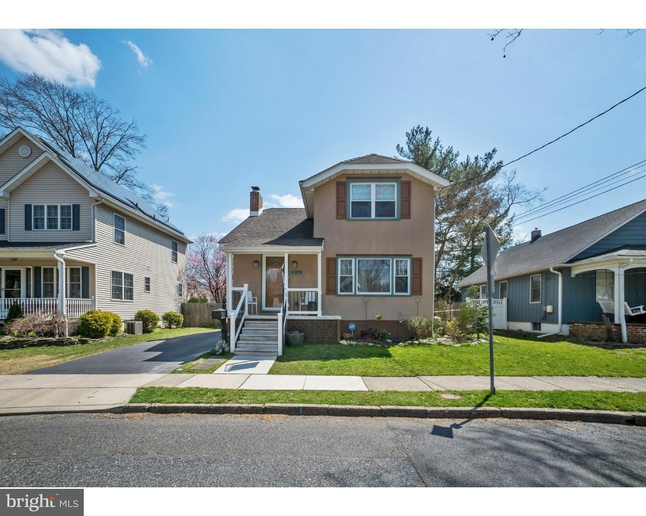 Single Family Home for Sale at 306 AUSTIN Avenue Barrington, New Jersey 08007 United States