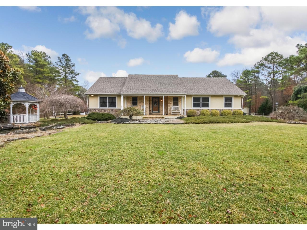 Частный односемейный дом для того Продажа на 2646 TUCKAHOE Road Franklinville, Нью-Джерси 08322 Соединенные ШтатыВ/Около: Franklin Township