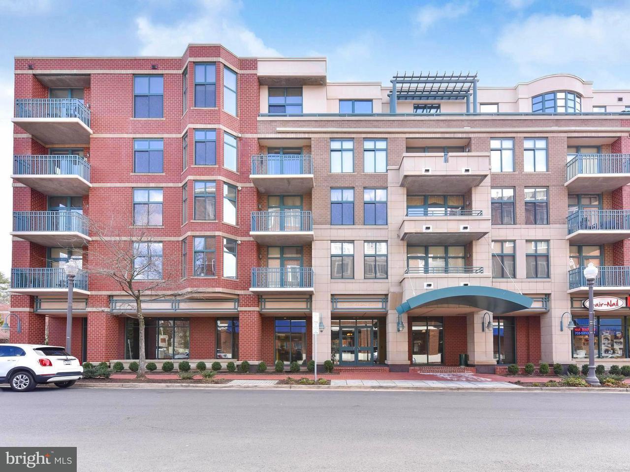 Appartement en copropriété pour l Vente à 502 E Broad St #302 502 E Broad St #302 Falls Church, Virginia 22046 États-Unis