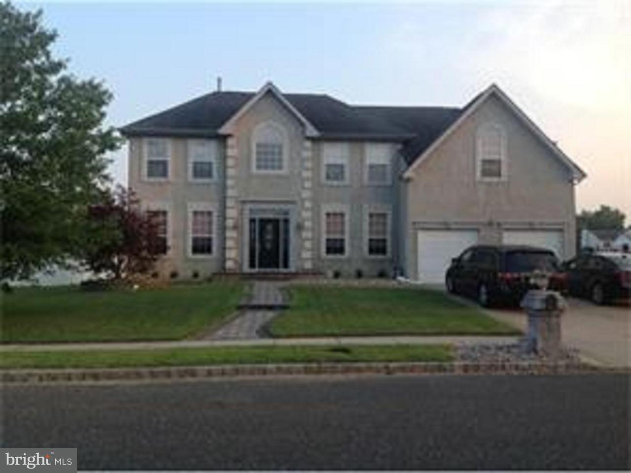 Casa Unifamiliar por un Alquiler en 1322 BAVARIAN WAY Monroe Township, Nueva Jersey 08094 Estados UnidosEn/Alrededor: Monroe Township