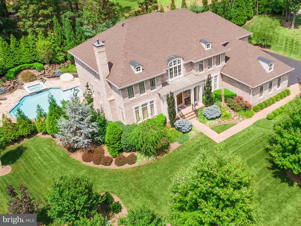 Single Family Home for Sale at 11196 Branton Lane 11196 Branton Lane Great Falls, Virginia 22066 United States