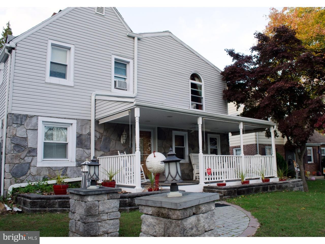 独户住宅 为 销售 在 305 HARDING Avenue Folsom, 宾夕法尼亚州 19033 美国