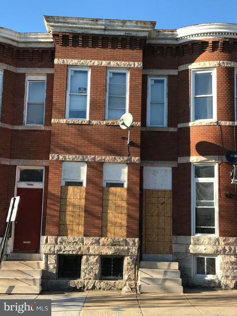 Photo of home for sale at 1918 Lanvale Street, Baltimore MD