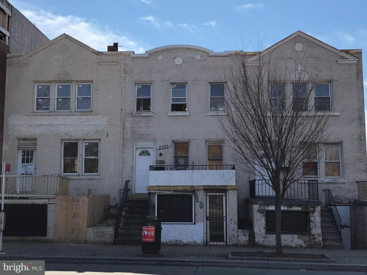 Townhouse for Sale at 20232025 Benning Rd Ne 20232025 Benning Rd Ne Washington, District Of Columbia 20002 United States