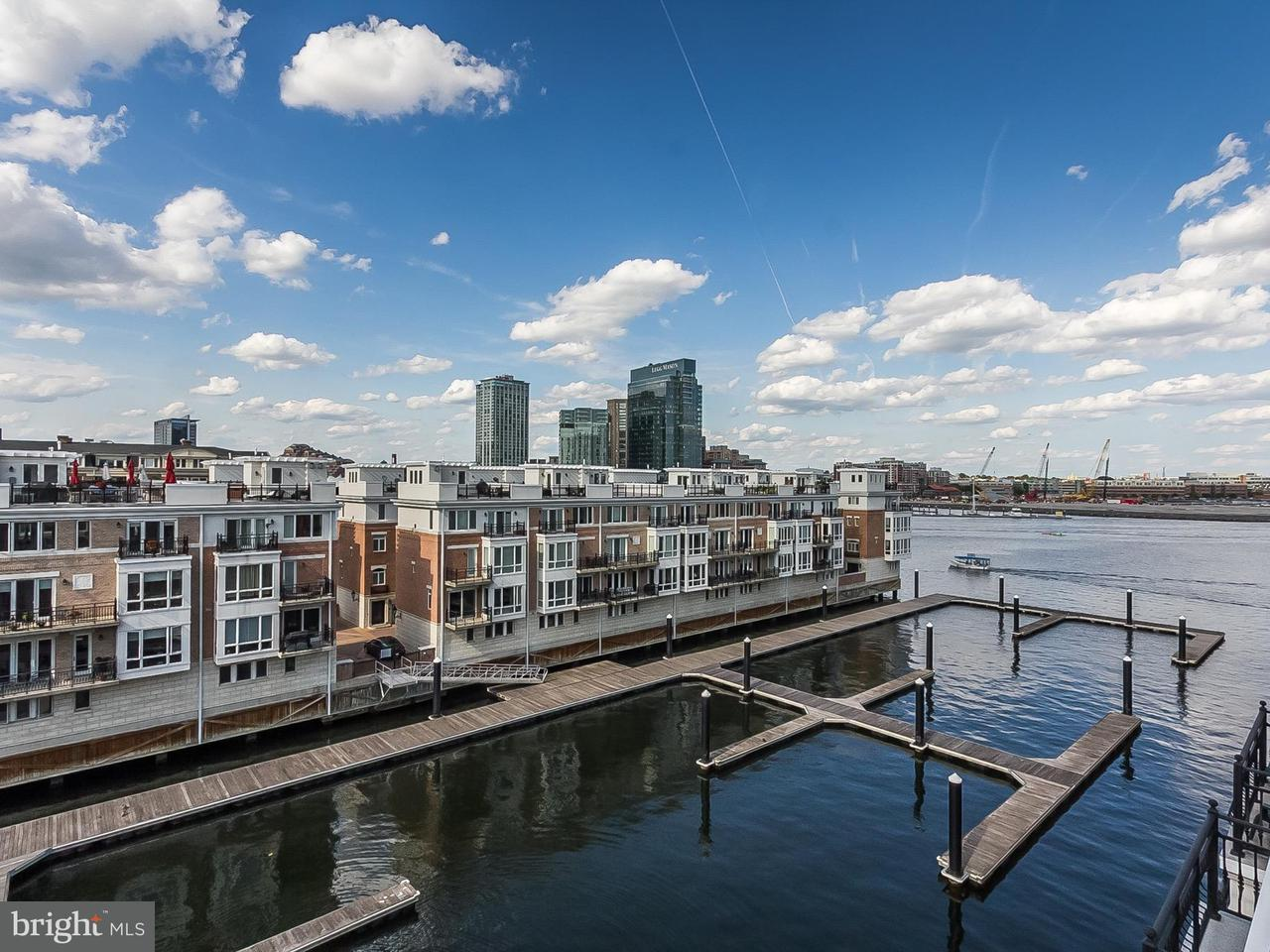 Other Residential for Rent at 630 Ponte Villas South #147 Baltimore, Maryland 21230 United States