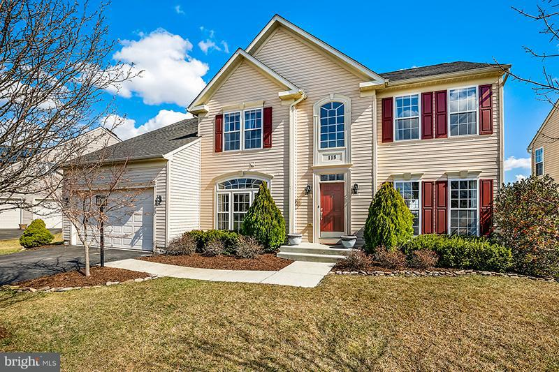 Single Family Home for Sale at 118 Galyn Drive 118 Galyn Drive Brunswick, Maryland 21758 United States