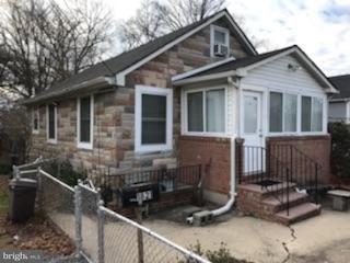 Single Family for Sale at 1821 Porter Ave Suitland, Maryland 20746 United States
