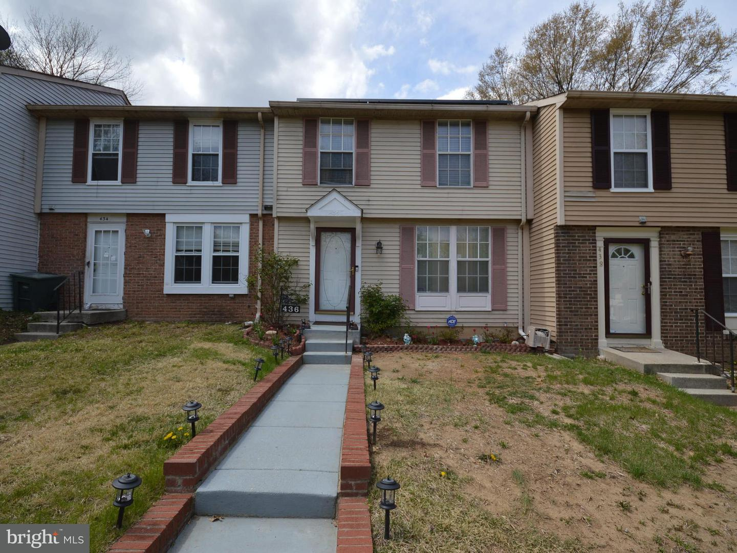 Other Residential for Rent at 436 Shady Glen Dr Capitol Heights, Maryland 20743 United States
