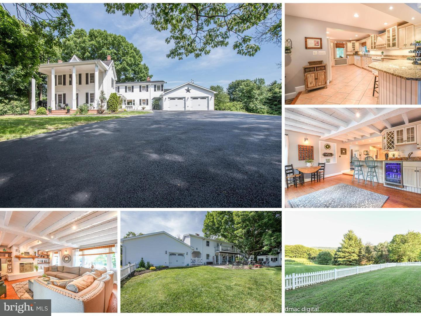 Single Family for Sale at 2533 Park Mills Rd Adamstown, Maryland 21710 United States