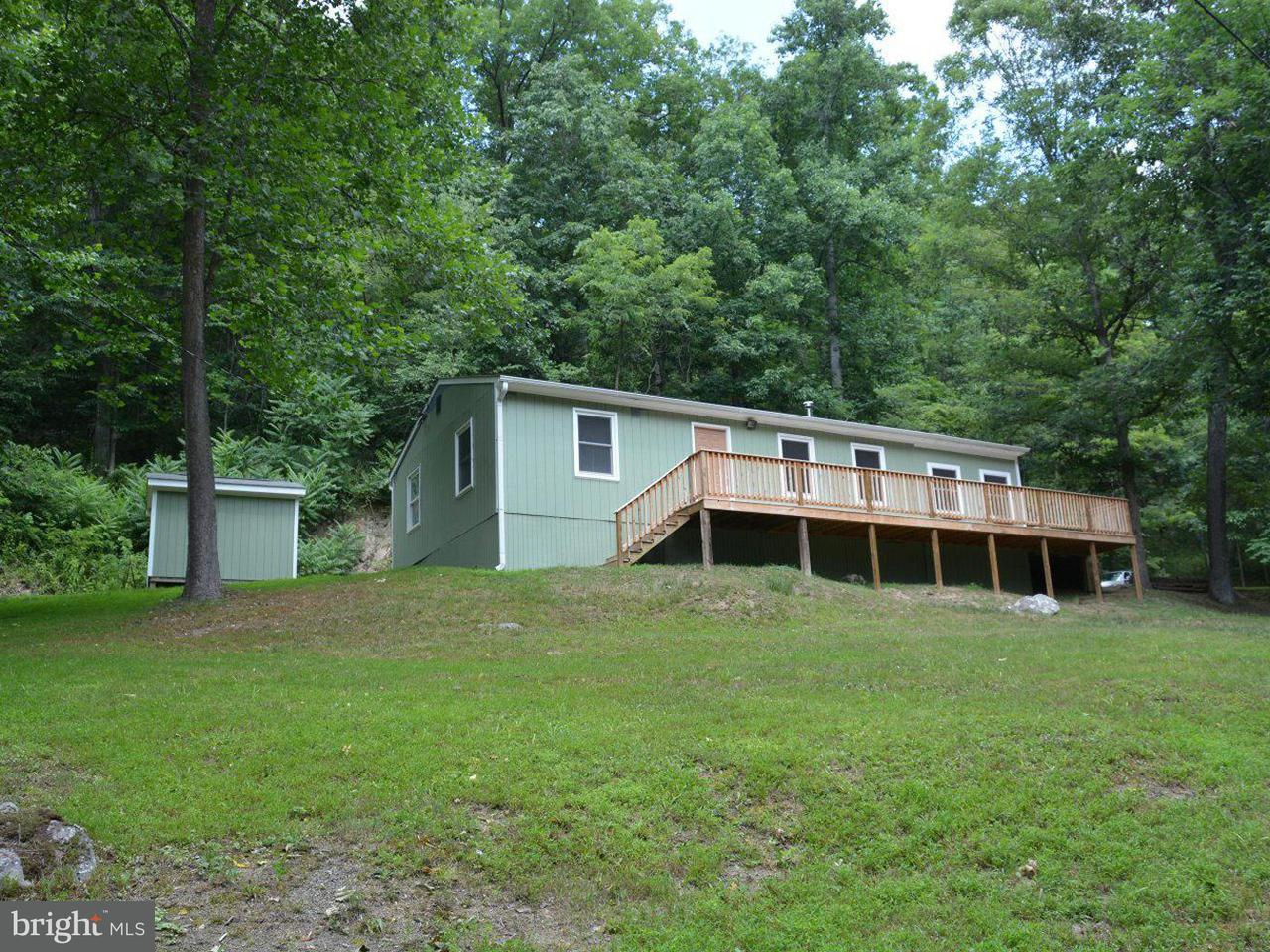 Single Family for Sale at 709 Old Mill Rd Capon Bridge, West Virginia 26711 United States