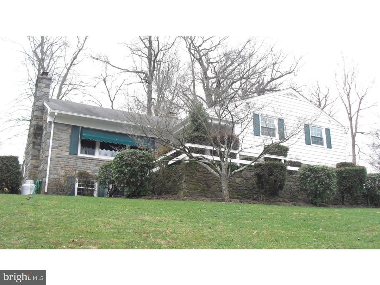 Частный односемейный дом для того Продажа на 404 ATWATER Road Broomall, Пенсильвания 19008 Соединенные Штаты