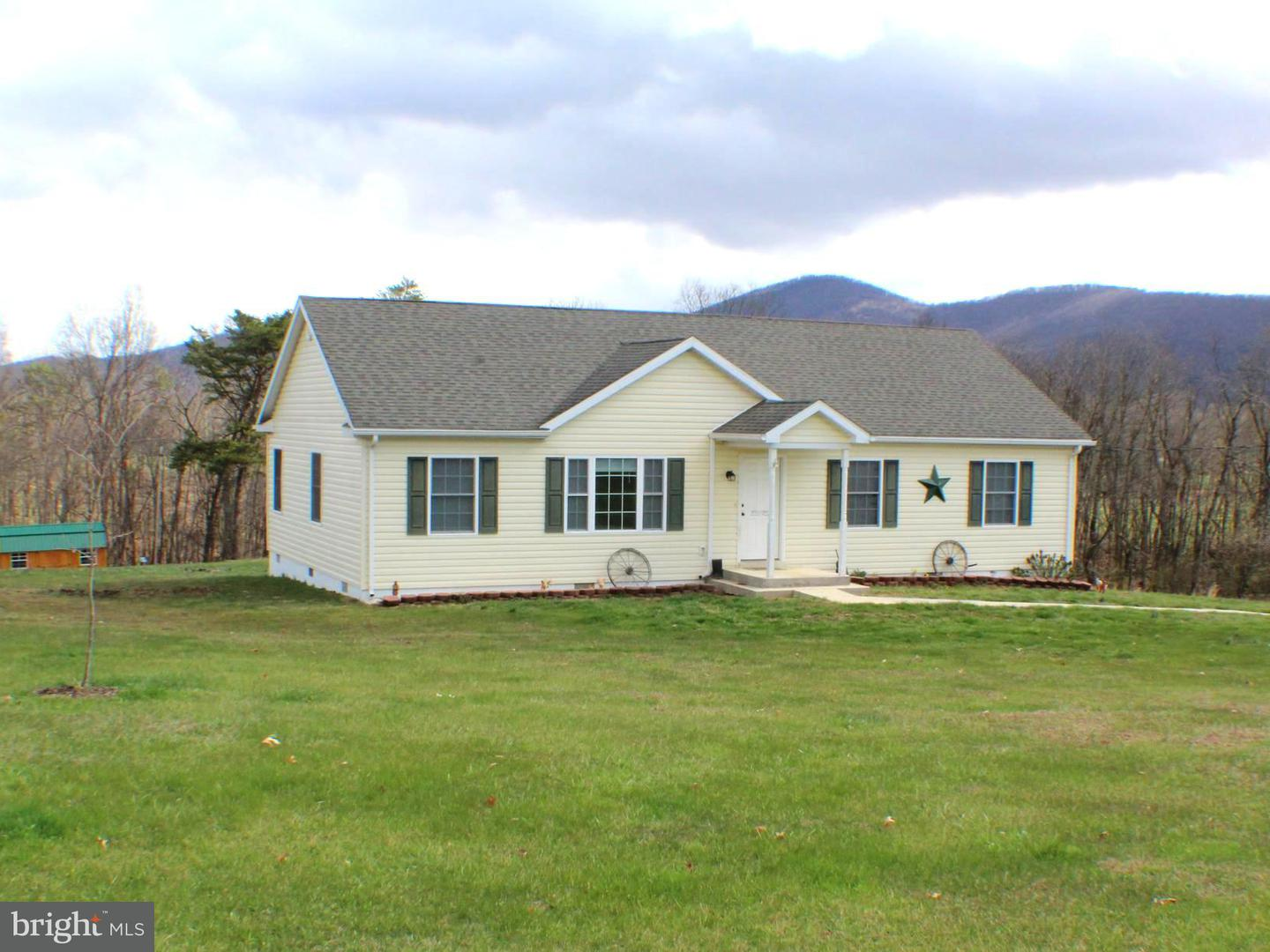 Single Family for Sale at 1376 Jc Markwood Rd Purgitsville, West Virginia 26845 United States