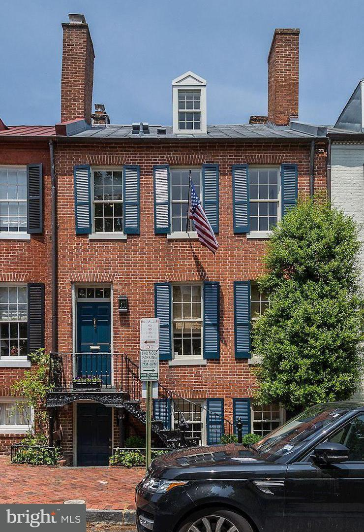 Single Family for Sale at 2725 N St NW Washington, District Of Columbia 20007 United States