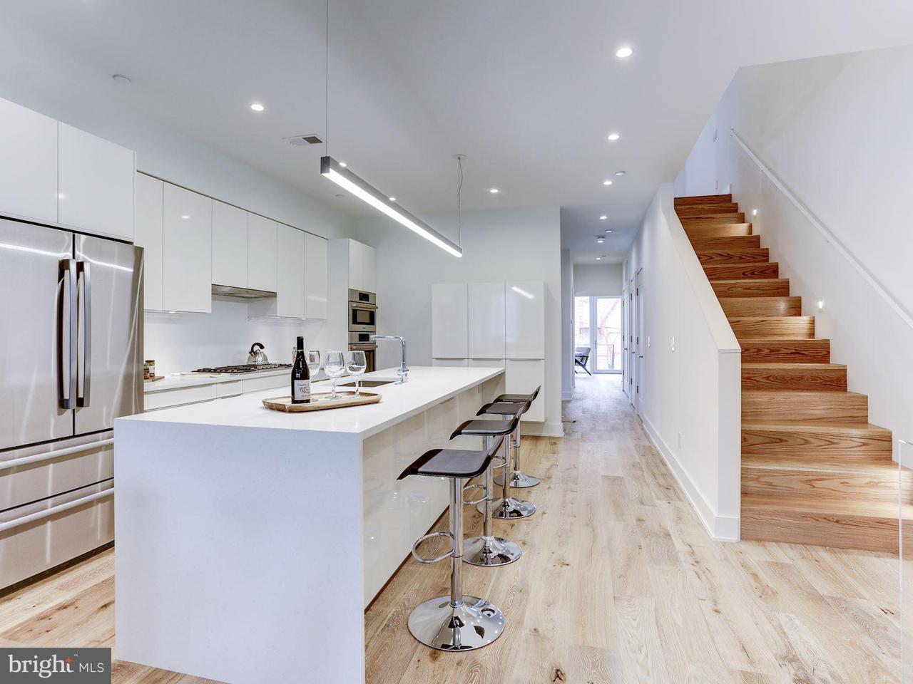 Appartement en copropriété pour l Vente à 1219 Park Rd Nw #3 1219 Park Rd Nw #3 Washington, District De Columbia 20001 États-Unis