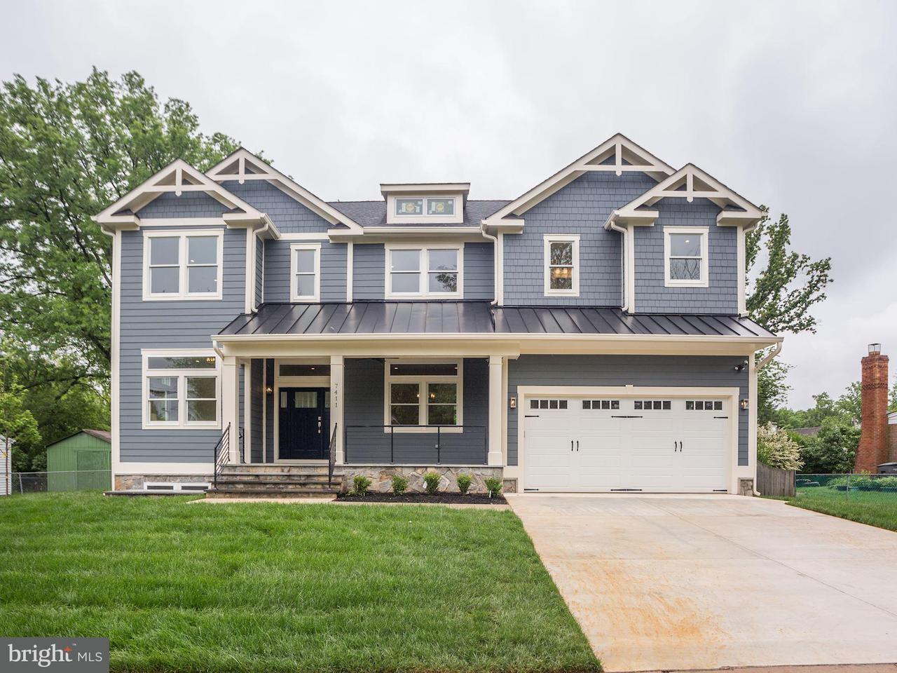 Single Family for Sale at 7411 Lisle Ave Falls Church, Virginia 22043 United States