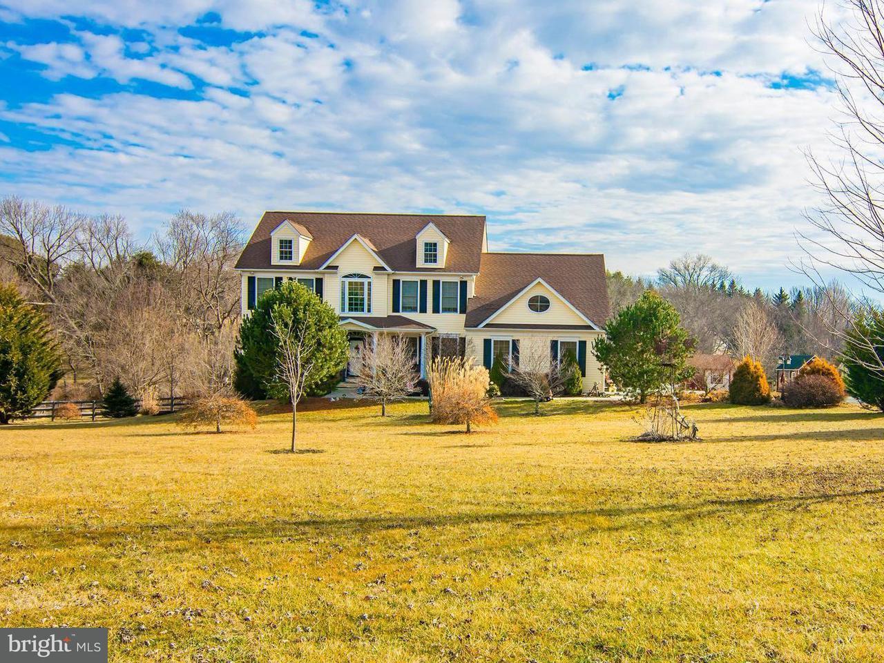 農場 為 出售 在 4525 Beckleysville Road 4525 Beckleysville Road Hampstead, 馬里蘭州 21074 美國