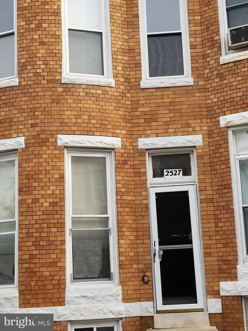 Single Family for Sale at 2527 Fairmount Ave Baltimore, Maryland 21223 United States