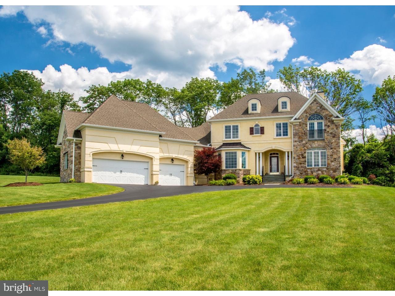 단독 가정 주택 용 매매 에 2710 IMPERIAL CREST Lane Hellertown, 펜실바니아 18055 미국