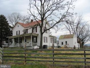 Farm for Sale at 1774 Readus Rd Edinburg, Virginia 22824 United States