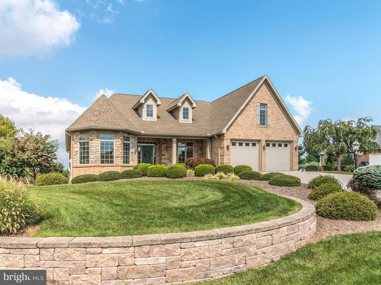 Single Family Home for Sale at 6337 Saucon Valley Drive 6337 Saucon Valley Drive Fayetteville, Pennsylvania 17222 United States