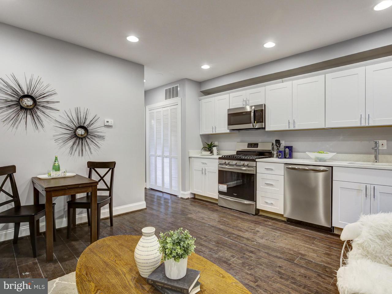 Single Family for Sale at 1725 Trinidad Ave NE #3 Washington, District Of Columbia 20002 United States