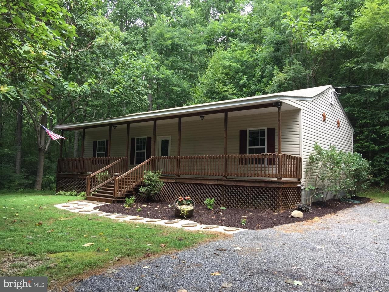 Single Family for Sale at 348 Wilderness Ln Stanardsville, Virginia 22973 United States