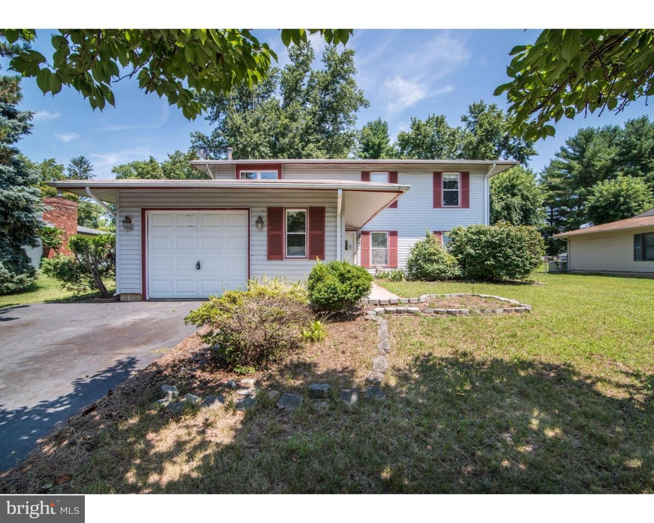 Частный односемейный дом для того Продажа на 7 NOTTINGHAM WAY Eastampton, Нью-Джерси 08060 Соединенные Штаты