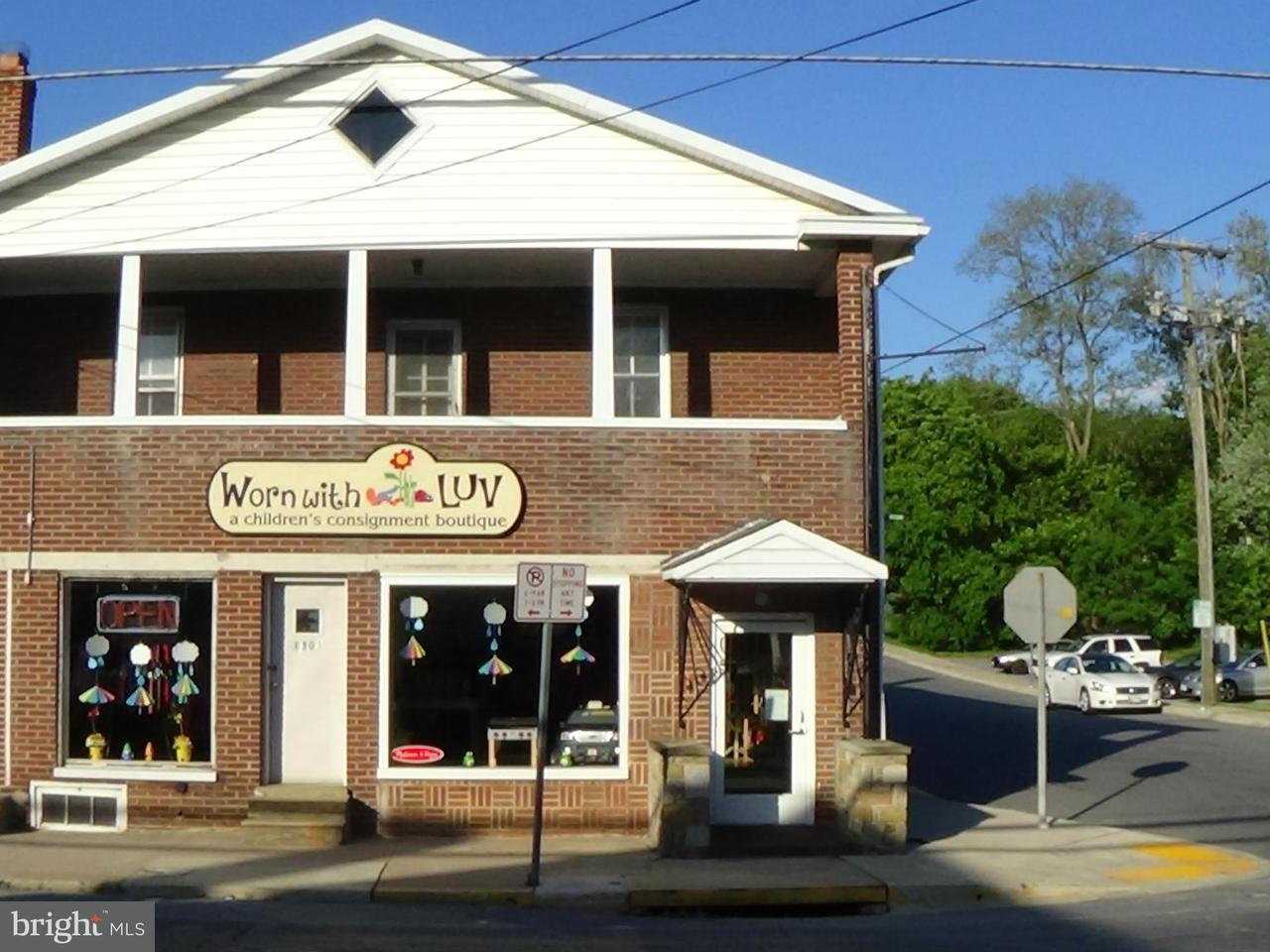 Commercial for Sale at 1301 Main St Hampstead, Maryland 21074 United States