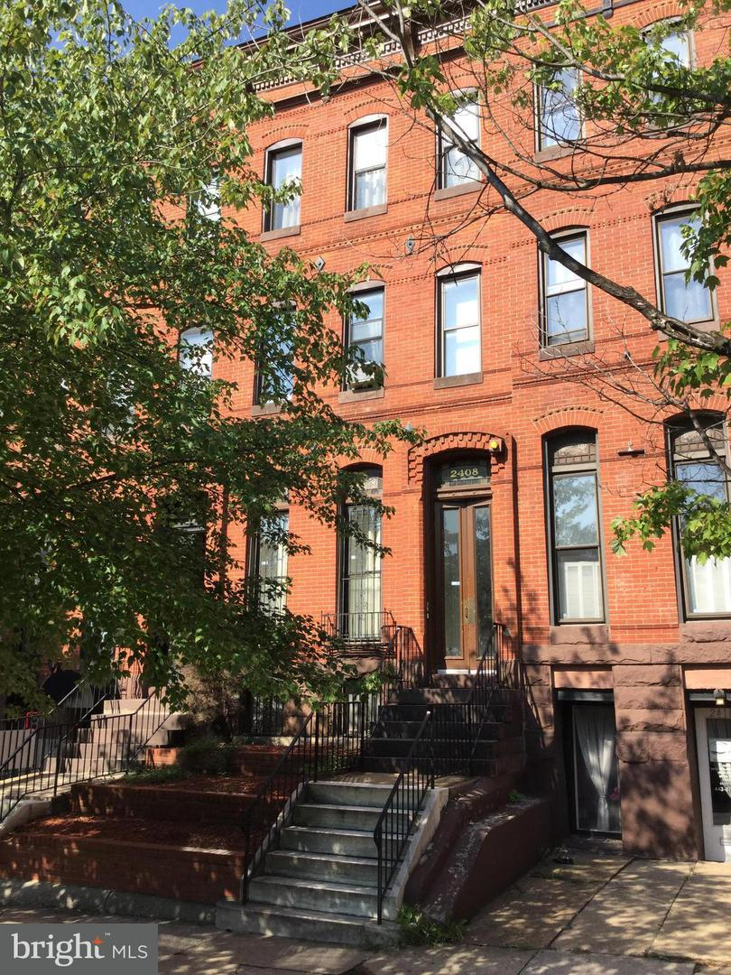 Other Residential for Sale at 2408 Charles St N Baltimore, Maryland 21218 United States