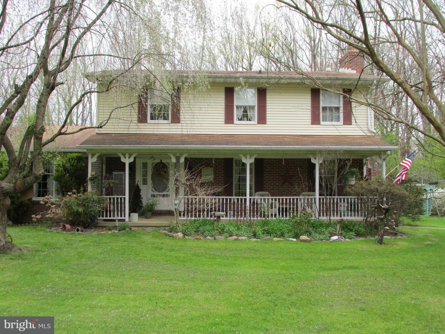 Single Family for Sale at 11632 Franklinville Rd Upper Falls, Maryland 21156 United States