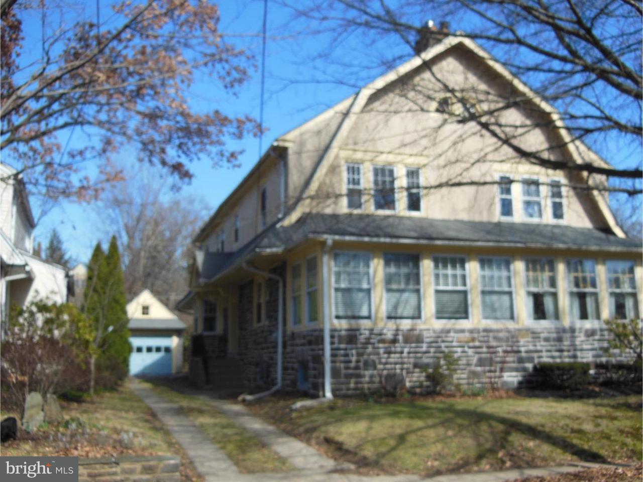 联栋屋 为 出租 在 421 GROVE Place Narberth, 宾夕法尼亚州 19072 美国