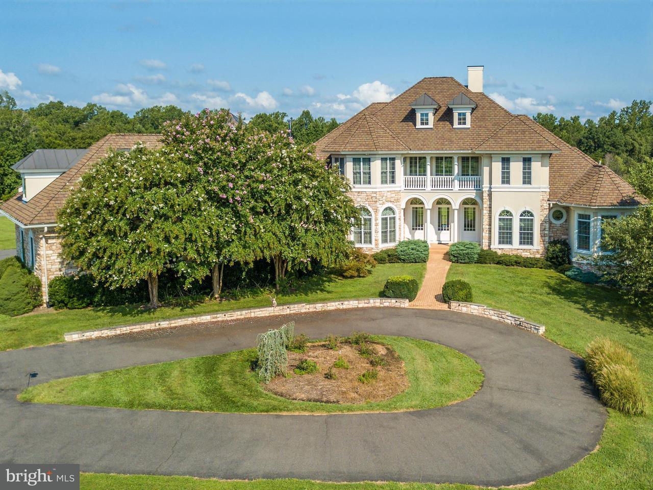 Farm / Hof für Verkauf beim 3258 Thompsons Mill Road 3258 Thompsons Mill Road Goldvein, Virginia 22720 Vereinigte Staaten