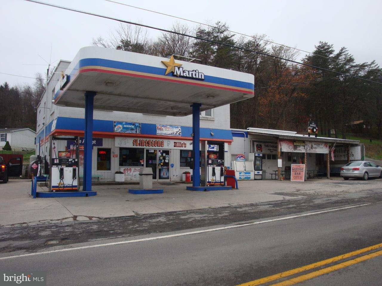 Commercial for Sale at 21514 National Pike Flintstone, Maryland 21530 United States