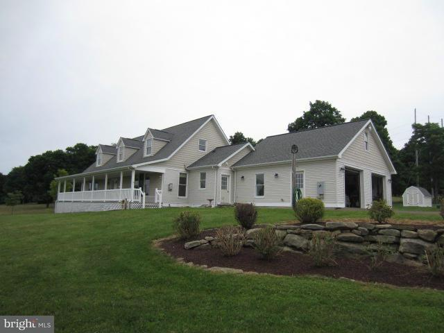 Granja por un Venta en 9743 Bittinger Road 9743 Bittinger Road Swanton, Maryland 21561 Estados Unidos