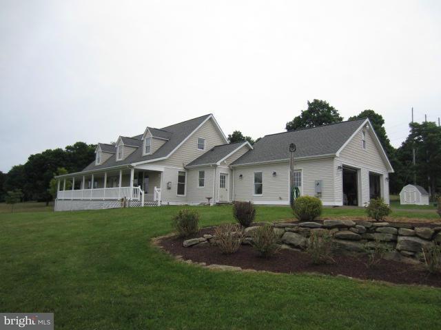 Boerderij voor Verkoop een t 9743 Bittinger Road 9743 Bittinger Road Swanton, Maryland 21561 Verenigde Staten