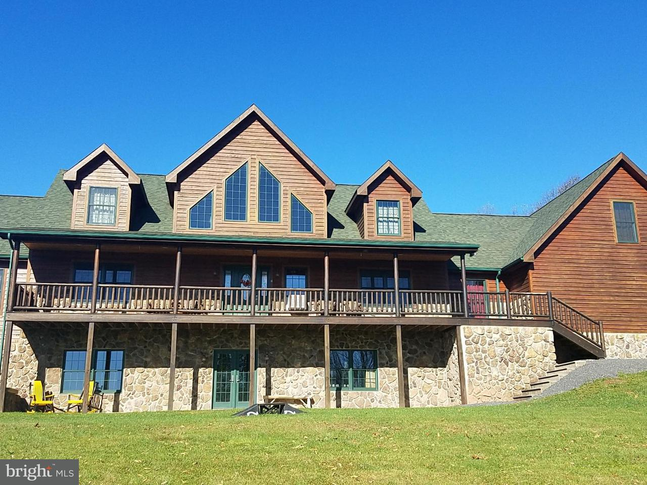 Single Family for Sale at 245 Sale Barn Rd Accident, Maryland 21520 United States