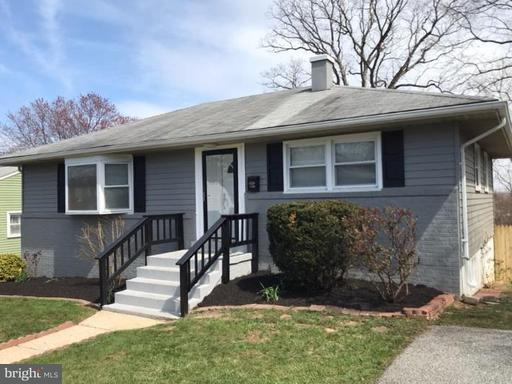 Property for sale at 1106 11Th St, Laurel,  MD 20707