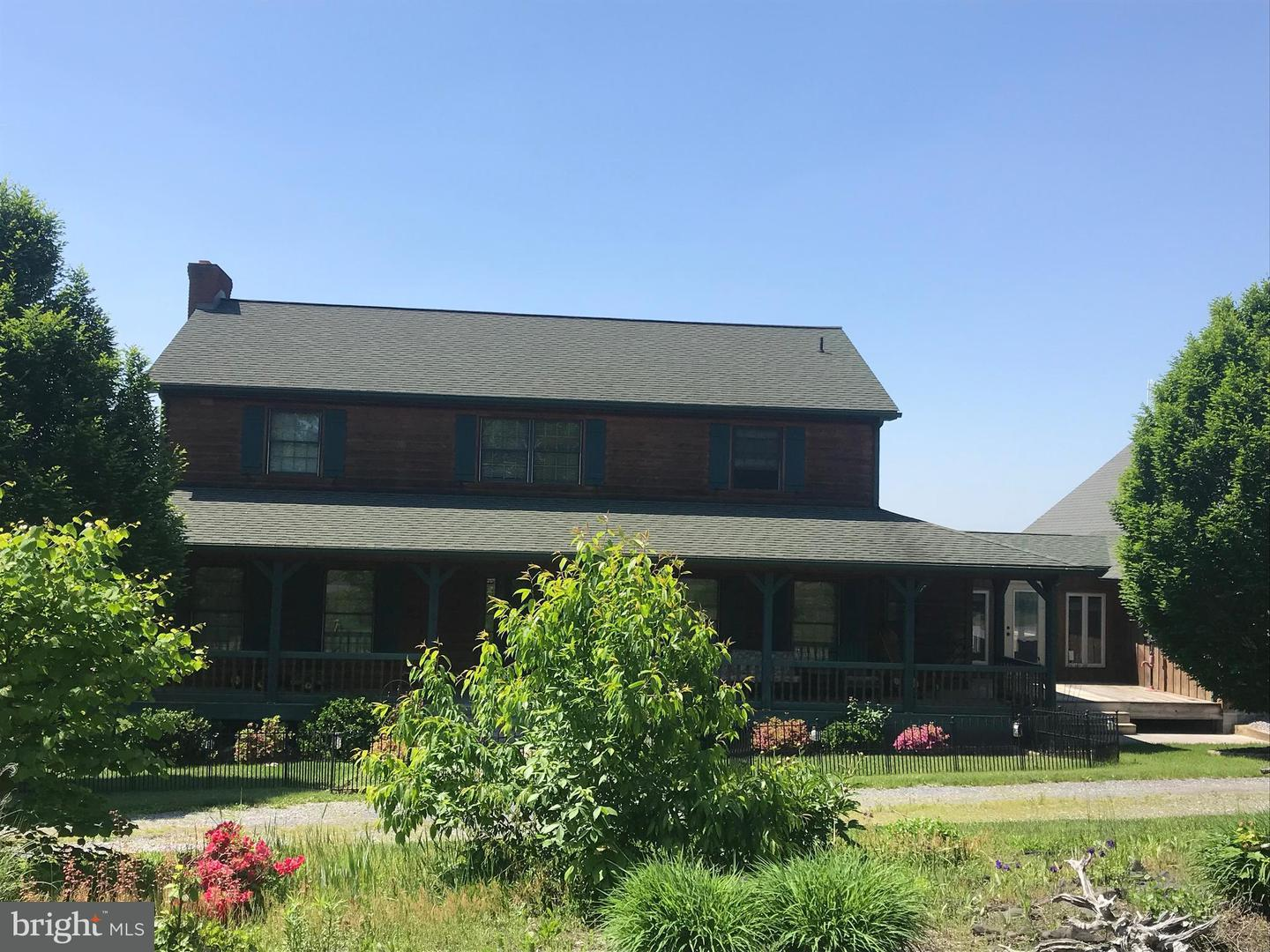 Single Family for Sale at 323 Timber Ridge Rd Capon Bridge, West Virginia 26711 United States