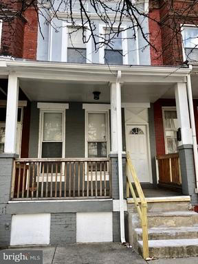Other Residential for Rent at 2406 Barclay St Baltimore, Maryland 21218 United States