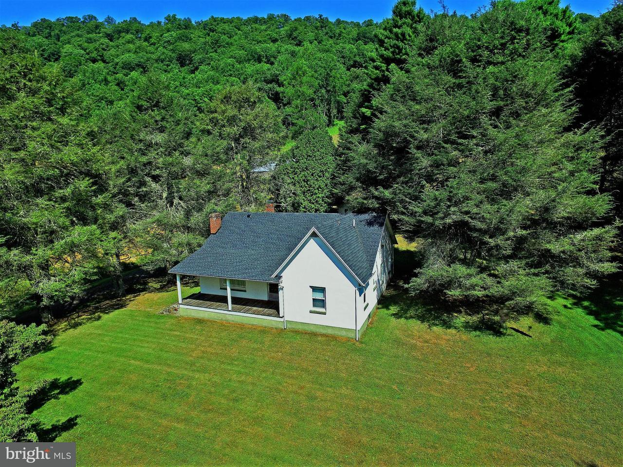 Single Family for Sale at 18151 Sam Snead Hwy Warm Springs, Virginia 24484 United States
