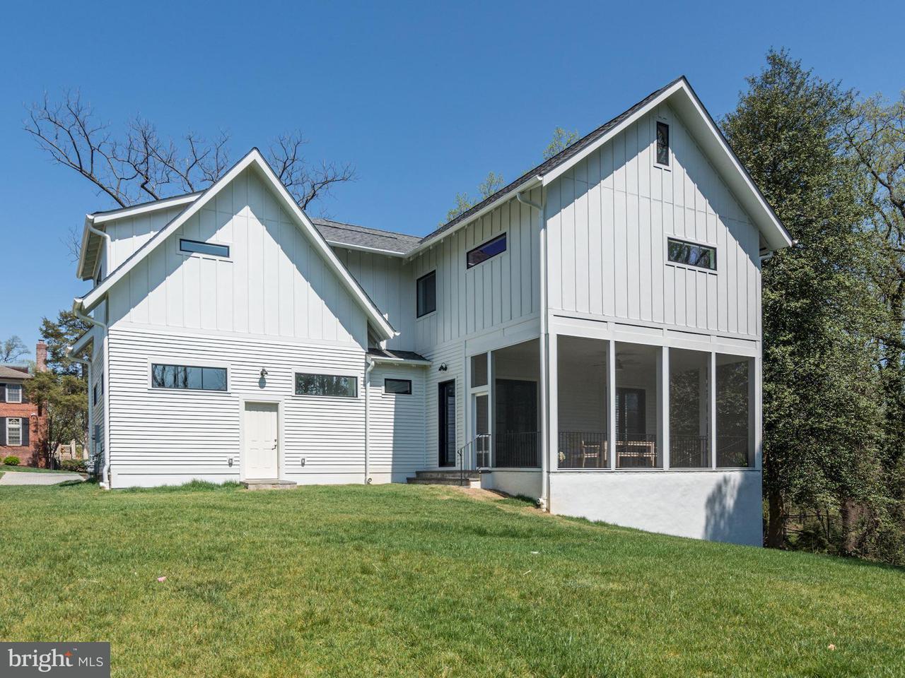 獨棟家庭住宅 為 出售 在 4664 25th St N 4664 25th St N Arlington, 弗吉尼亞州 22207 美國