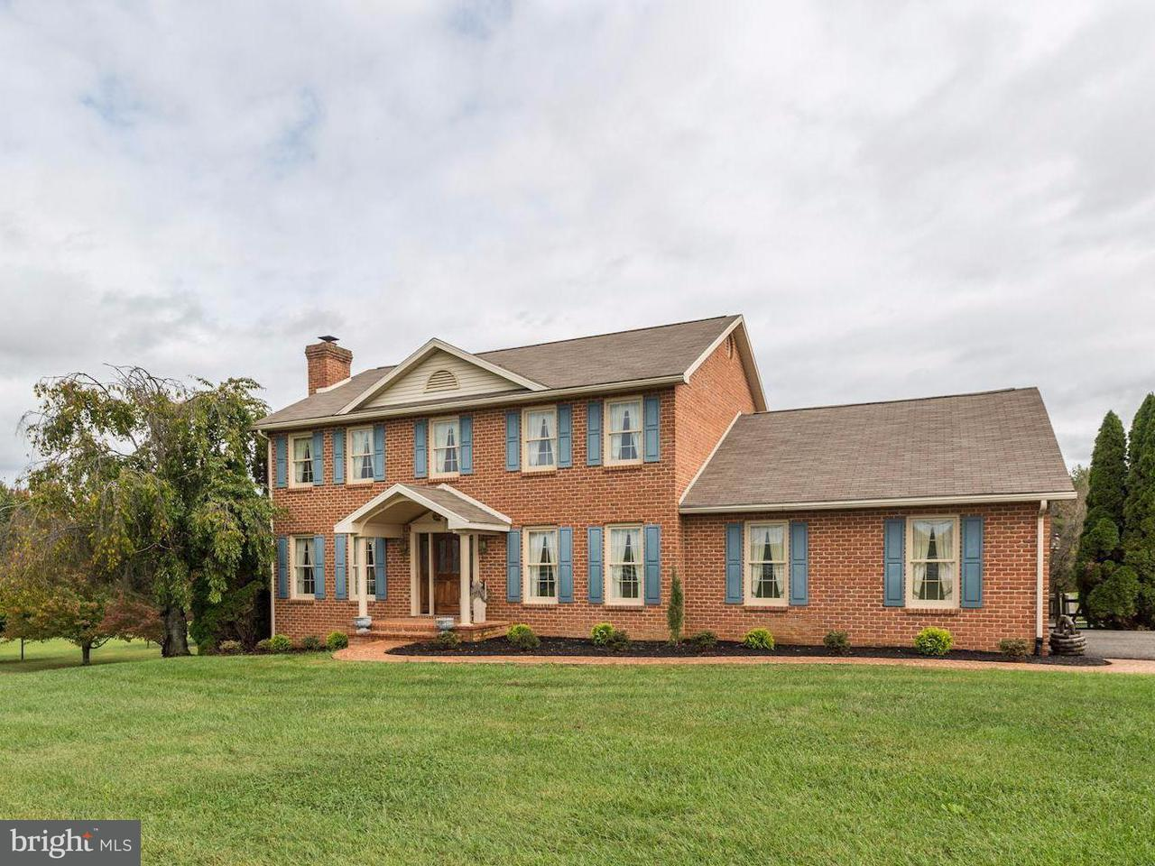 Single Family Home for Sale at 19704 Toms Road 19704 Toms Road Boonsboro, Maryland 21713 United States