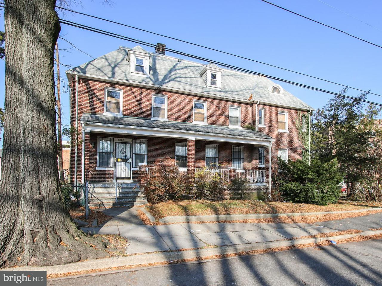 Single Family for Sale at 2900 Rhode Island Ave NE Washington, District Of Columbia 20018 United States