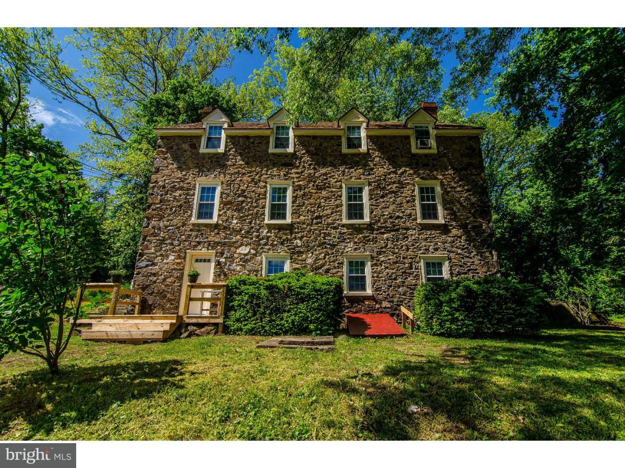 Maison unifamiliale pour l Vente à 849AB ELLSTON Road Aston, Pennsylvanie 19014 États-Unis
