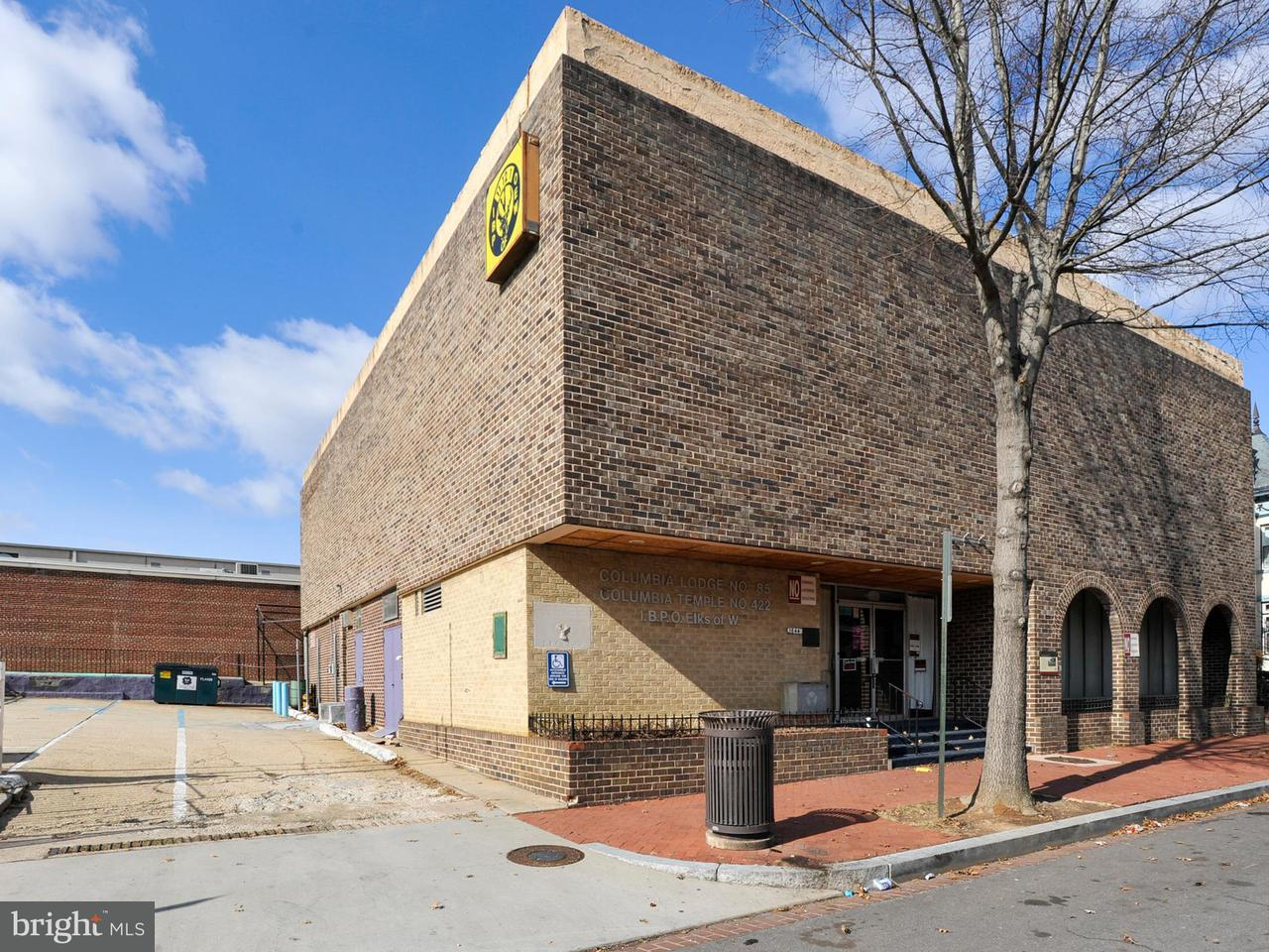 Commercial for Sale at 1844 3rd St Nw 1844 3rd St Nw Washington, District Of Columbia 20001 United States