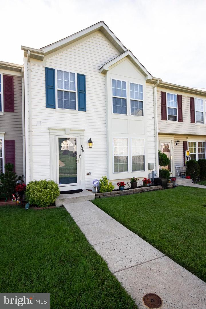 Other Residential for Rent at 420 Macintosh Cir Joppa, Maryland 21085 United States