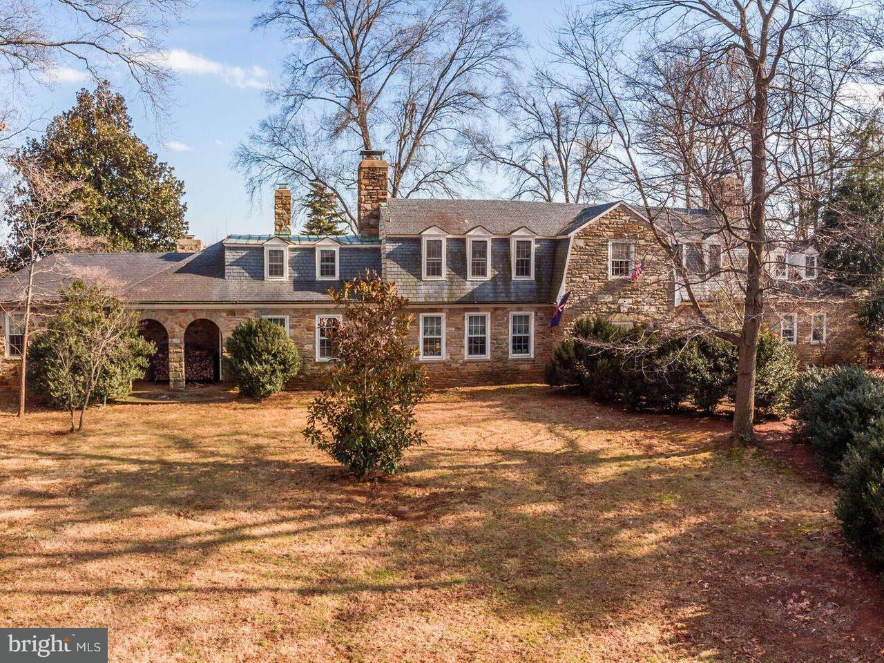 獨棟家庭住宅 為 出售 在 8523 Lees Ridge Road 8523 Lees Ridge Road Warrenton, 弗吉尼亞州 20186 美國