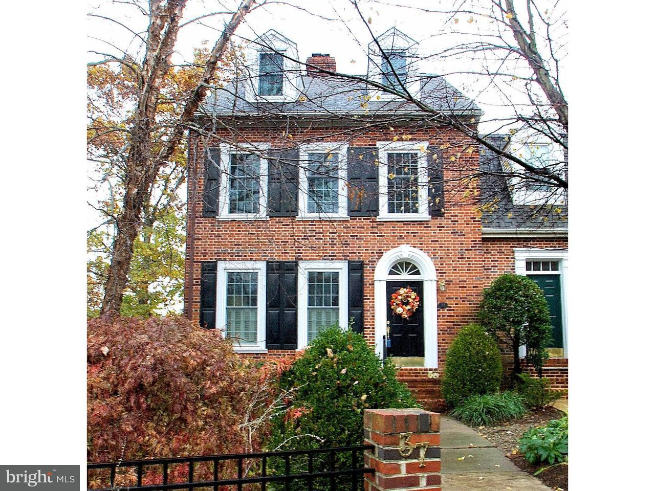 Townhouse for Rent at 37 COMMANDERS DR #4A Washington Crossing, Pennsylvania 18977 United States